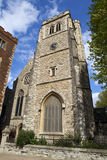 Church of St Mary at Lambeth in London Stock Image