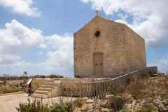 Church of St Mary Magdalen, Malta Royalty Free Stock Photography