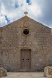 Church of St Mary Magdalen, Malta stock photos