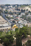 Church of St. Mary Magdalene in Gethsemane Royalty Free Stock Photos