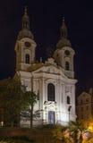Church of St. Mary Magdalene,Karlovy Vary Stock Images