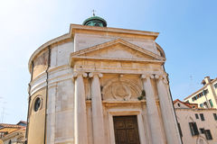 Church of St. Mary the Merciful (Santa Maria della Pieta) Royalty Free Stock Image