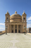 Church of St. Mary at Mgarr on Malta. Stock Photography