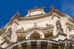 Church of St. Matteo. Lecce. Puglia. Italy. Stock Photography