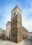 The Church Of St. Mauritius in Olomouc, Stock Photography