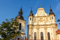 Church of St. Michael the Archangel in Vilnius Stock Photography