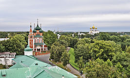 Church of St. Michael the Archangel in Yaroslavl Royalty Free Stock Photo