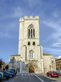 Church of St. Michael in Palencia Royalty Free Stock Image