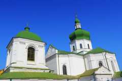 Church of st Michael Prytysk Stock Images
