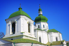 Church of st Michael Prytysk Stock Image