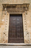 Church of St. Michele Arcangelo. Tricase. Puglia. Italy. Royalty Free Stock Photos