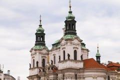 Church of St. Nicholas Royalty Free Stock Photos