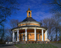 Church of St. Nicholas in the Askold's grave Royalty Free Stock Photos