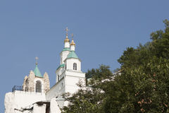 The Church of St. Nicholas Royalty Free Stock Images