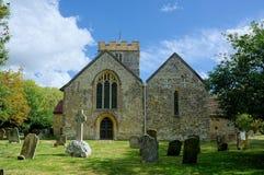 The Church of St Nicholas, Charlwood, Surrey. UK