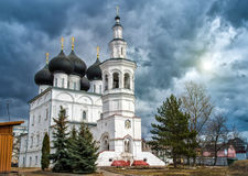 Church of St. Nicholas Royalty Free Stock Photography