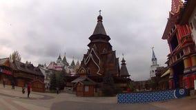 The Church of St. Nicholas in Izmailovsky Kremlin