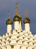 Church of St. Nicholas in Kolomna city, Russia. N Federation royalty free stock images