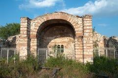 Church St. Nicholas In Melnik, Bulgaria Stock Image