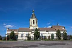 Church of St. Nicholas. Nizhny Tagil. Sverdlovsk region. Russia. Stock Photo