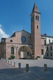 Church of St. Nicholas in Padua Italy Royalty Free Stock Photo