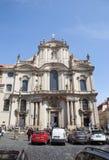 Church of St. Nicholas, Prague Royalty Free Stock Photography