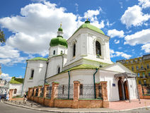 Church of St. Nicholas Pritisko Stock Photography