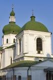 The Church of St. Nicholas Prytysk in Kiev, Ukraine. Royalty Free Stock Photo