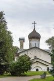 The Church of St.Nicholas, Pskov Stock Photo