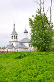 Church of St. Nicholas in Rostov. Russia Stock Photos