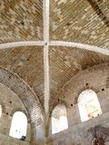 Church of St Nicholas. Ruins of the Church of St Nicholas in Demre town, Turkye Stock Image