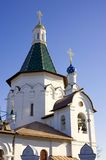 The Church of St. Nicholas village Nikulino Royalty Free Stock Photography