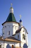 The Church of St. Nicholas village Nikulino Royalty Free Stock Photography
