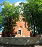 The Church of St Nicholas in Vilnius Royalty Free Stock Photo