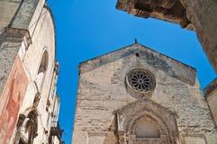 Church of St. Nicolò dei Greci. Altamura. Puglia. Italy. Stock Photos