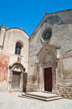 Church of St. Nicolò dei Greci. Altamura. Puglia. Italy. Stock Image