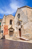 Church of St. Nicola dei Greci. Altamura. Puglia. Italy. Stock Photo
