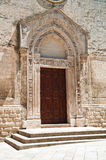 Church of St. Nicola dei Greci. Altamura. Puglia. Italy. Royalty Free Stock Photos