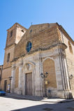 Church of St. Nicola. San Severo. Puglia. Italy. Stock Image