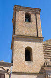 Church of St. Nicola. San Severo. Puglia. Italy. Stock Images
