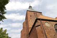 Church St. Nicolai in Mölln Royalty Free Stock Photos