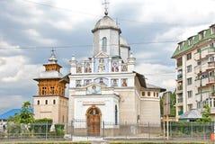 Church of St. Nifon  in Targoviste,   Romania. Royalty Free Stock Photography