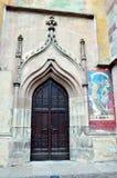 Church St. Nikolaus, Meran Stock Image