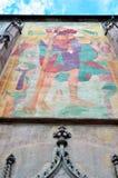 Church St. Nikolaus, Meran Royalty Free Stock Photos