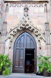Church St. Nikolaus, Meran Royalty Free Stock Photography