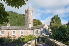 Church of St Nonna Royalty Free Stock Photo