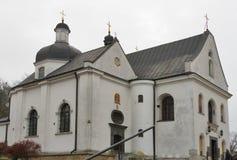 Church of St. Onufriy built 1518 in Lviv Royalty Free Stock Image
