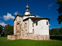 Church of St Paraskeva Piatnitsa Royalty Free Stock Photography