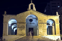 Churches of Malta - St Paul's Bay Royalty Free Stock Photo