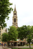 Church of St. Perpetua and St. Felicity, Nimes, France Stock Image